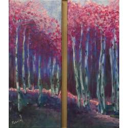 El bosque rosa